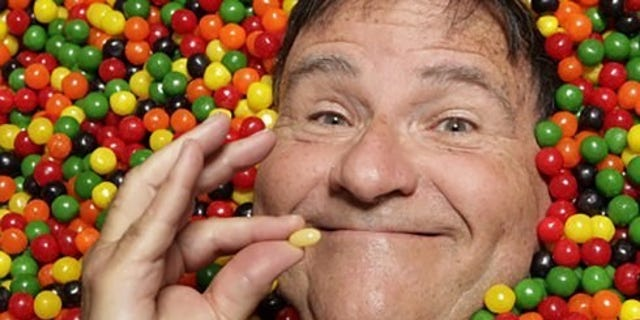 David Klein is the creator of Jelly Belly jelly beans. (Tricky Treasures)