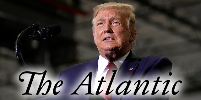 The Atlantic warned readers on Sunday that Democrats might not be able to concede if President Trump wins reelection. (AP Photo/Andrew Harnik)