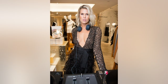 In addition to her work with Project Zero, Alexandra Richards is also a model and DJ.