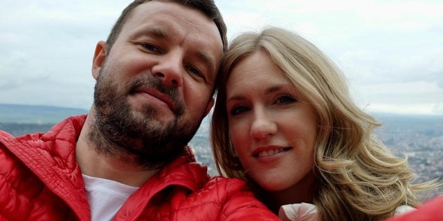 State Department employeeHeather Shkliarov is speaking out in a push to free her husband,Vitali, jailed in Belarus.