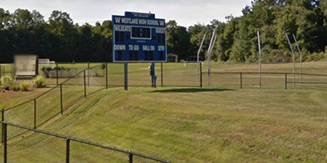 Westlake High School in New York is under fire after a high-school teacher handed out a Black Lives Matter protest image comparing police with slave owners and the Ku Klux Klan, according to a report. (Google)