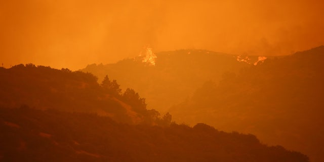 Mandatory evacuations were issued on Monday as the Bobcat Fire continues to grow.