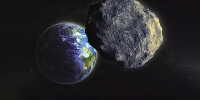 An asteroid with a diameter the size of a refrigerator could strike the Earth the day before the November election, according to celebrity scientist Neil deGrasse Tyson — but it's not large enough to do any serious damage.