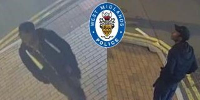 Police released images of a suspect following the attacks. (West Midlands Police)
