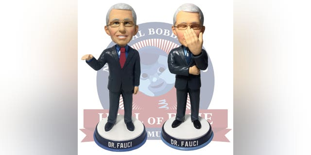 The National Bobblehead Hall of Fame and Museum has expanded its homage to Dr. Anthony Fauci by releasing a new figurine of the nation's top infectious disease expert.