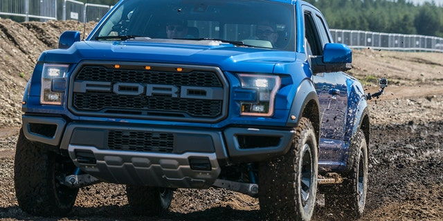 The Raptor is a high-performance version of the F-150.