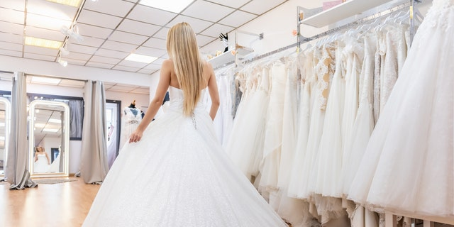 Tina Nguyen (not pictured) is offering to loan her wedding dress out for free to other brides who may not be able to afford a gown for their special day. (iStock)