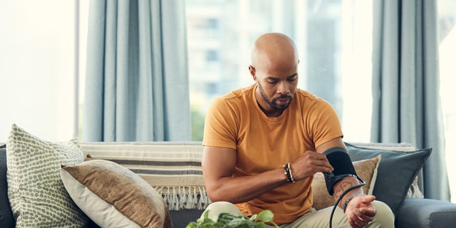 A recent study by a representative of the US population found that uncontrolled blood pressure rose by 10% in 2017-18 compared to several years earlier.  (iStock)