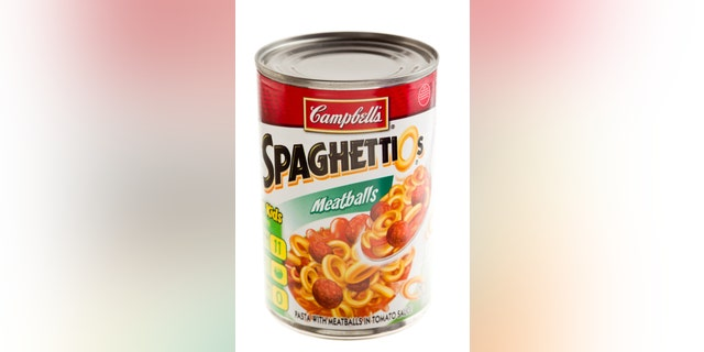 """When supply of the canned pasta ran out at the local supermarket, MacDonald went looking at stores across the area — """"calling or visiting up to 20 per day"""" in search of the product."""