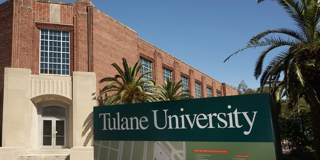 Campus of Tulane University in New Orleans (iStock)