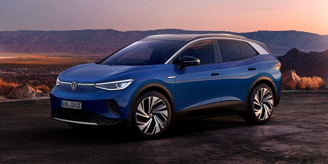 This is Volkswagen's all-electric SUV: the ID.4