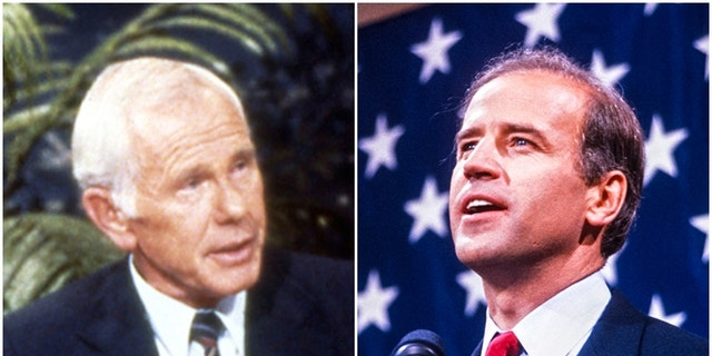 Westlake Legal Group johnny-biden-split-1149pm Johnny Carson poked fun at Biden plagiarism claims in 1980s: video fox-news/politics/elections fox-news/politics/2020-presidential-election fox-news/person/joe-biden fox-news/entertainment/politics-on-late-night fox-news/entertainment/genres/comedy fox-news/entertainment/celebrity-news fox news fnc/entertainment fnc e76f8cb9-eb89-5b41-9962-5982b4138e0d Dom Calicchio article