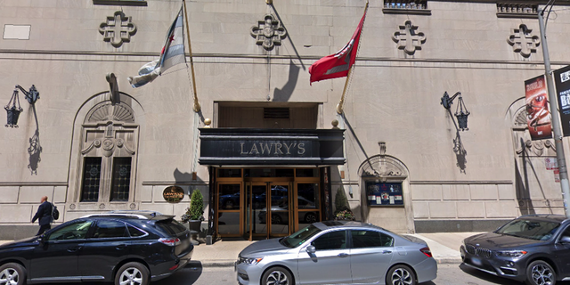 Lawry's The Prime Rib will close its Chicago location at the end of the year. (Google Street View)