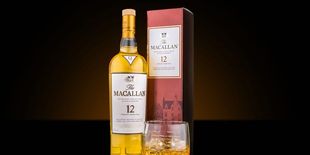 Matthew Robson would receive a bottle of Macallan single malt as a birthday gift from his dad.