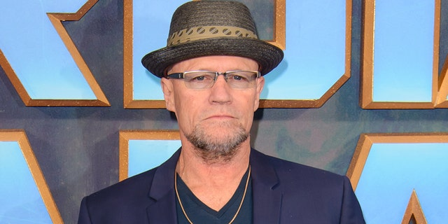 "Michael Rooker attends the European Gala Screening of ""Guardians of the Galaxy Vol. 2"" at Eventim Apollo on April 24, 2017 in London, United Kingdom."