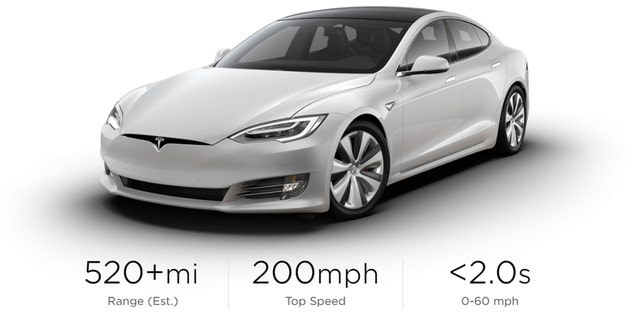 """Tesla named the Plaid version of the Model S as a reference to the movie """"Spaceballs,"""" where plaid is depicted as faster than light speed."""