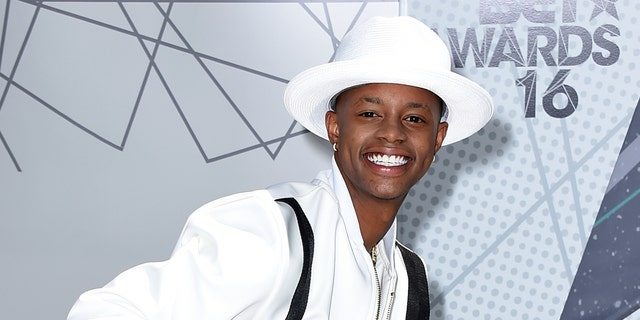 """Rapper Silento, known for """"Watch Me (Whip/Nae Nae)"""" and whose legal name is Richard Lamar Hawk, was charged Thursday, Sept. 3, 2020, with trying to hit two people with a hatchet in their home."""