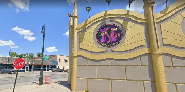 The Sting Gentleman's Club in Detroit. (Google Maps)