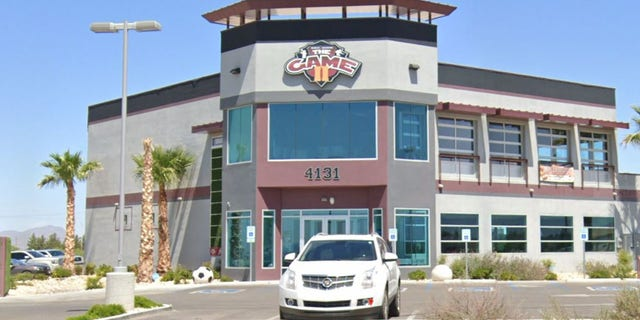 The Game II sports bar and grill in Las Cruces, New Mexico.
