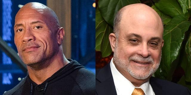 "Mark Levin slammedDwayne ""The Rock"" Johnsonas a ""self-righteous egomaniac""for endorsing former Vice PresidentJoe BidenandSen. Kamala Harris."