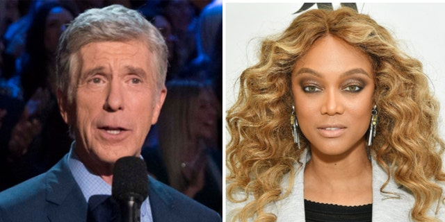 Tyra Banks was slammed on social media for her first hosting gig replacing Tom Bergeron on 'Dancing with the Stars.'