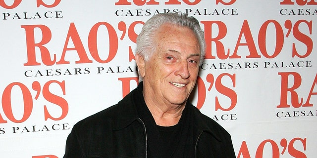 Tommy DeVito has died at the age of 92. (Photo by Ethan Miller/Getty Images for Caesars)