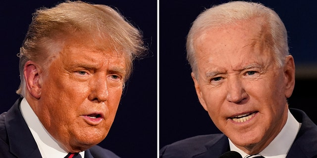 President Trump and Joe Biden will fight in Pennsylvania for every possible vote that could be the decisive state in the 2020 election.