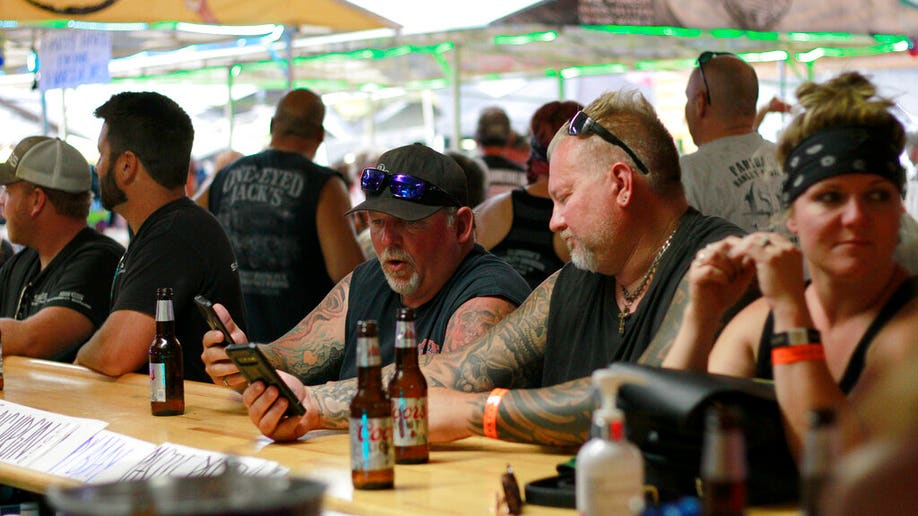 Sturgis Motorcycle Rally linked to 267,000 new coronavirus cases, study estimates