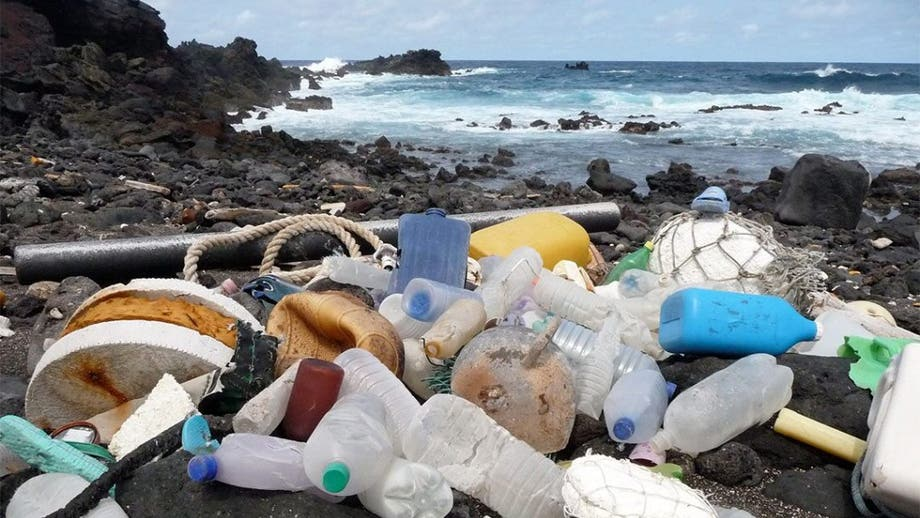 53 trillion tons of plastic in Earth's waterways by 2030, researchers warn