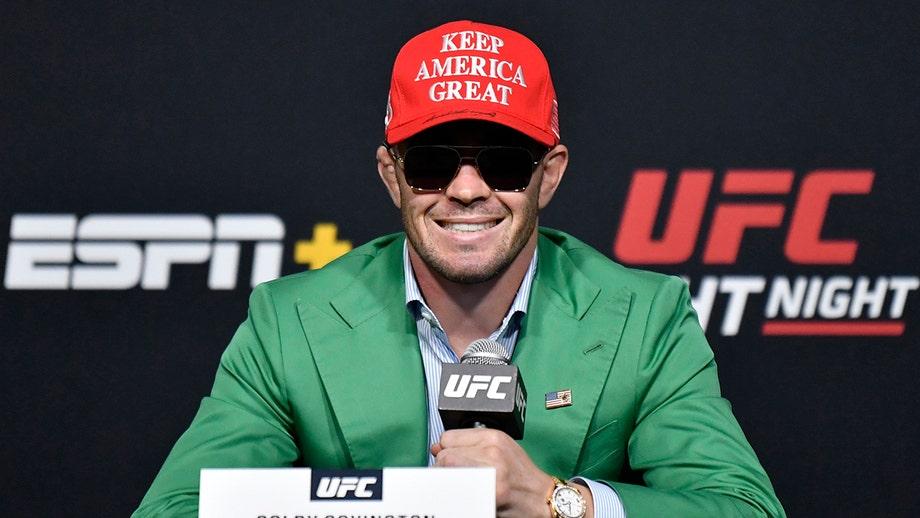 UFC star rips into James, sarcastically congratulates him on NBA title win