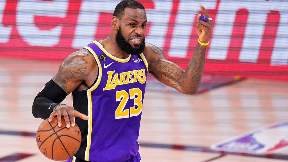 LeBron James, Lakers make NBA Finals with Game 5 victory over Nuggets