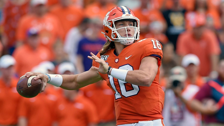 The Clemson star and potential No. 1  NFL pick in 2021 dealing with 'mild' symptoms, will not play vs. Boston College