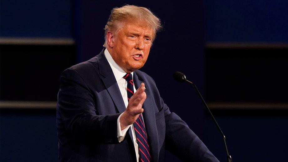 Senate passes bill to fund US government through Dec. 11; Trump signs it