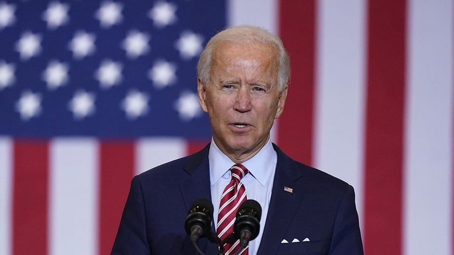 Biden condemns violent protests following Breonna Taylor grand jury decision