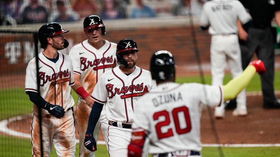 Braves demolish Marlins with 29-run onslaught, make National League history