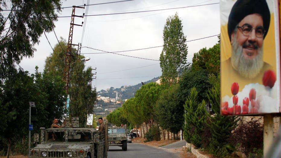Mysterious blast rocks Hezbollah stronghold in south Lebanon