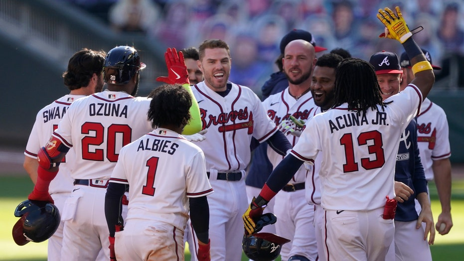 Finally! Freeman leads Braves over Reds 1-0 in 13 innings