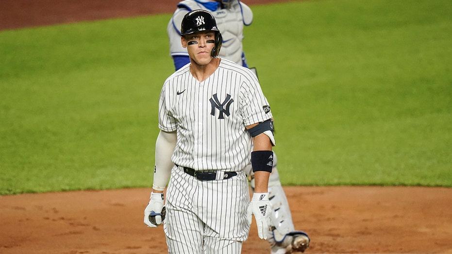 Yankees' Aaron Judge no fan of MLB bubble