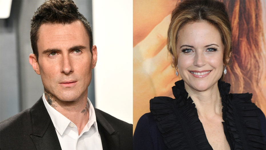 Adam Levine recalls working with Kelly Preston in 'She Will Be Loved' music video