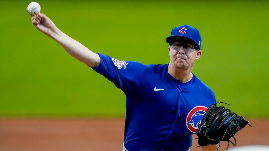 Cubs' Alec Mills tosses no-hitter vs. Brewers