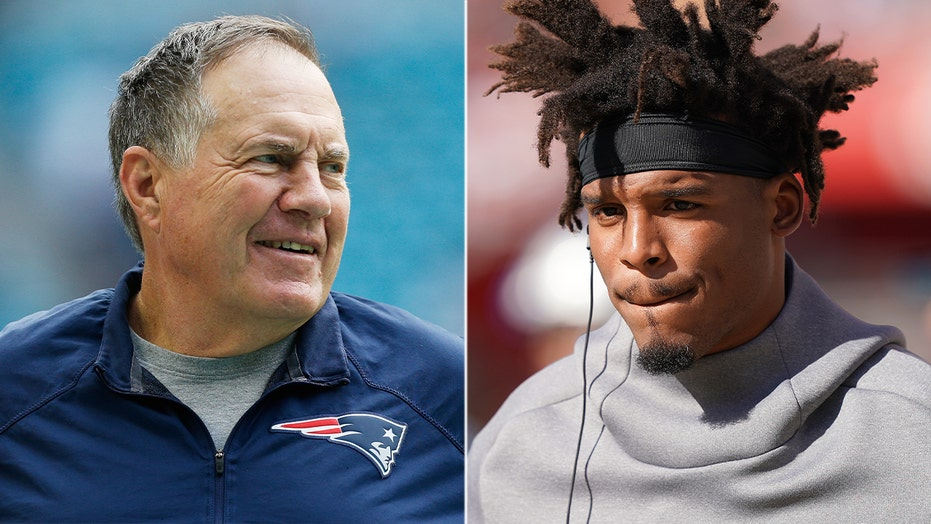 Patriots' Bill Belichick has 'nothing but positive thoughts and feelings' for Cam Newton despite release