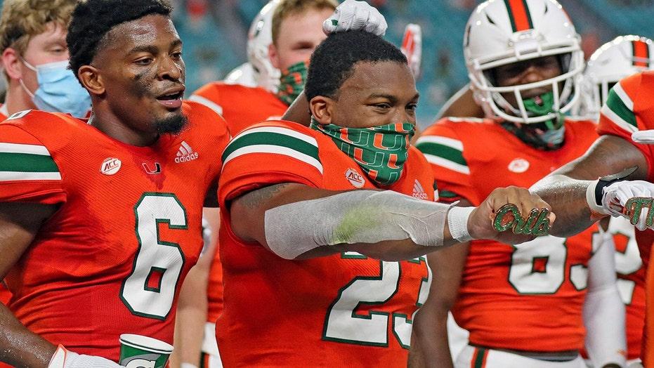 AP Top 25: No. 12 Miami rises; Marshall jumps into rankings