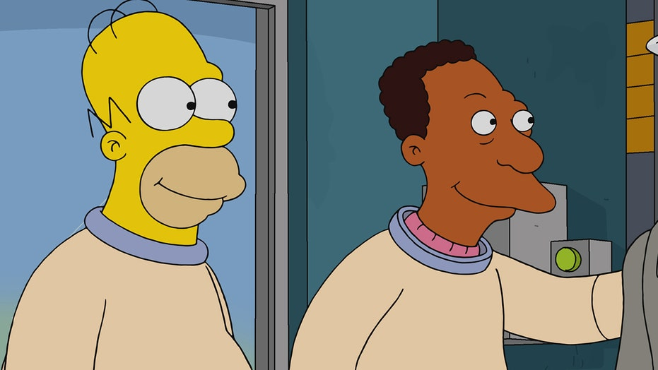 'The Simpsons' debut voice actor for Carl Carlson after Hank Azaria steps down