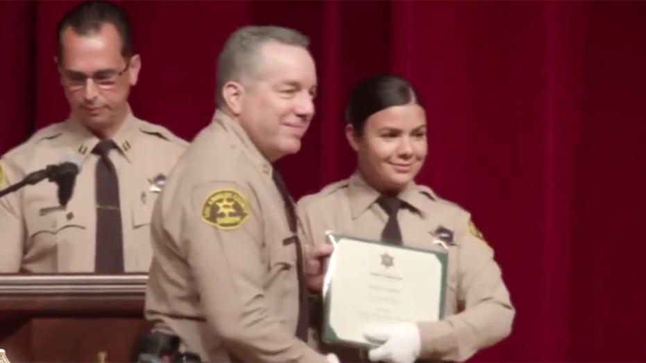Wounded hero LA County sheriff's deputy identified, was librarian before joining police force