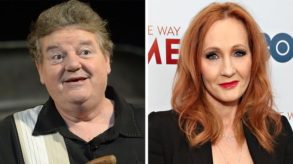 Robbie Coltrane, who played Hagrid in 'Harry Potter,' defends J.K. Rowling's transgender comments: report
