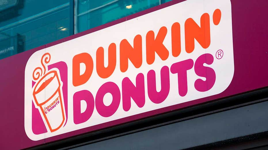 Dunkin'-drinking Boston woman goes viral following interview in early-voting line: 'Got my Dunkies'