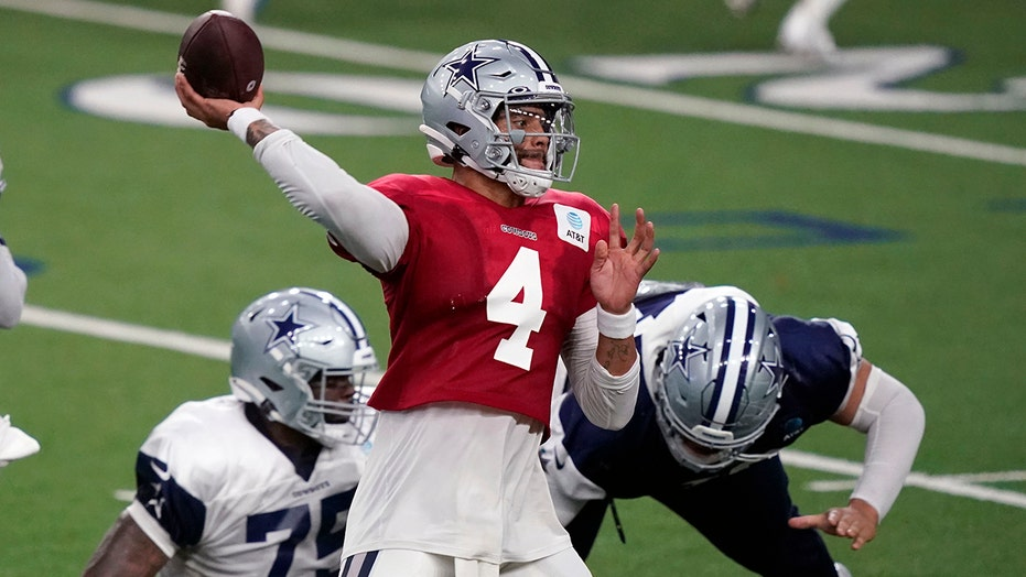 Dak Prescott responds to Tom Brady, Cowboys stat ahead of NFC championship game