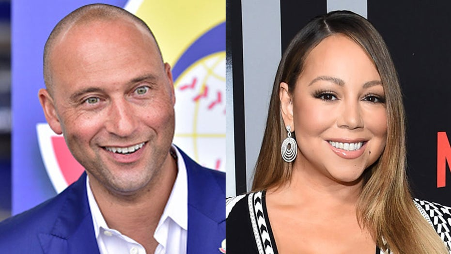 Mariah Carey gushes over ex Derek Jeter in new book, calls their past romance 'so sensual'