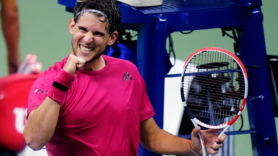 Instead of Big 3, Thiem and 'other 3' in US Open semifinals