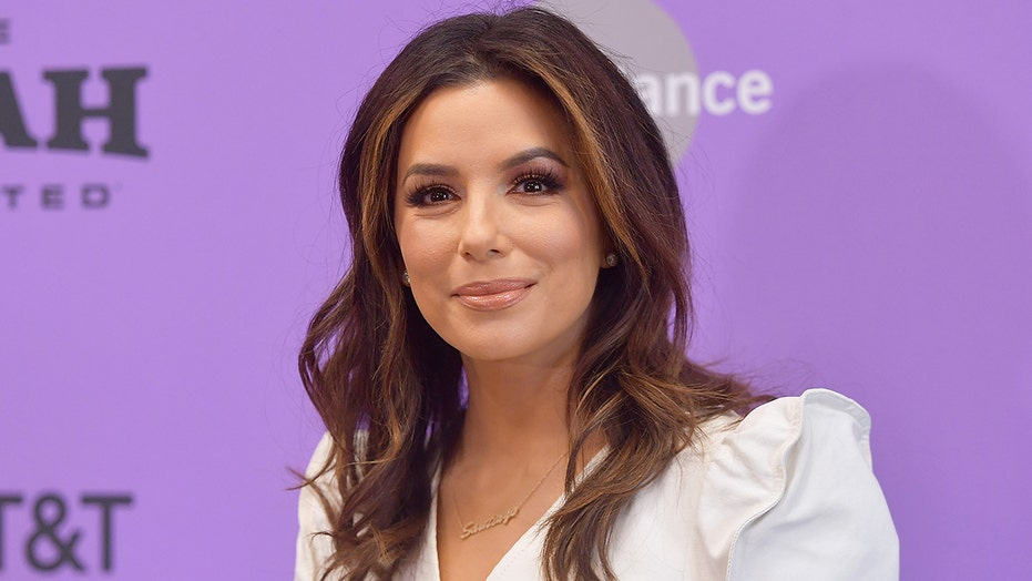Eva Longoria addresses whether she'd run for political office, talks importance of Latino vote